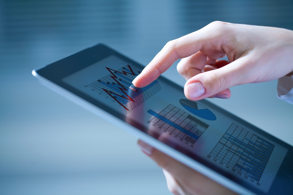 Touch Screen Business Intelligence